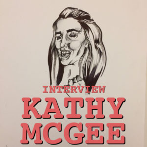 Kathy McGee — Interview