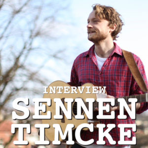 Interview - Sennen Timcke