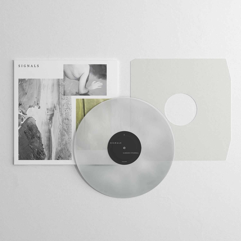 Signals vinyl record