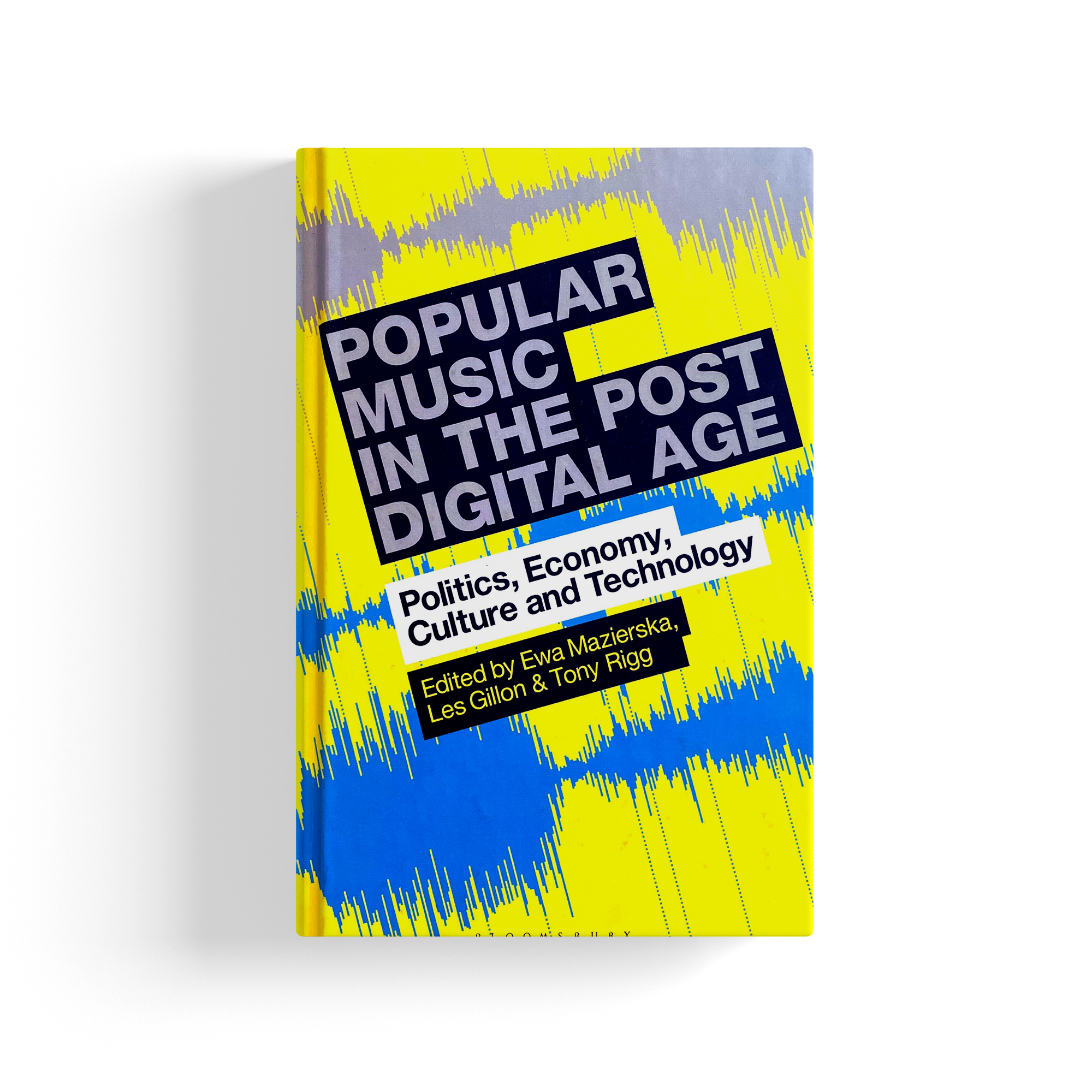 Popular Music in the Post Digital Age book cover